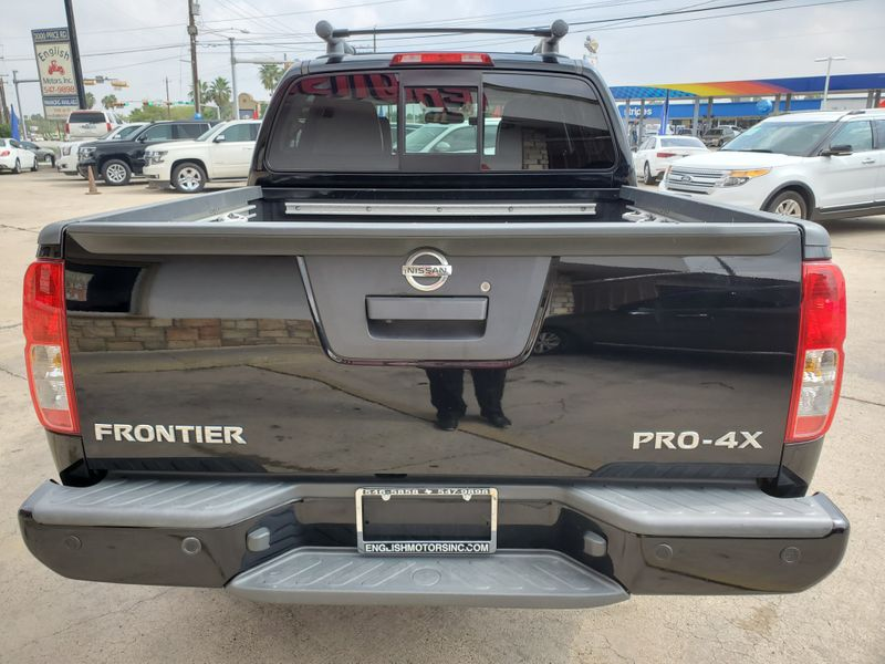 2015 Nissan Frontier PRO-4X  Brownsville TX  English Motors  in Brownsville, TX