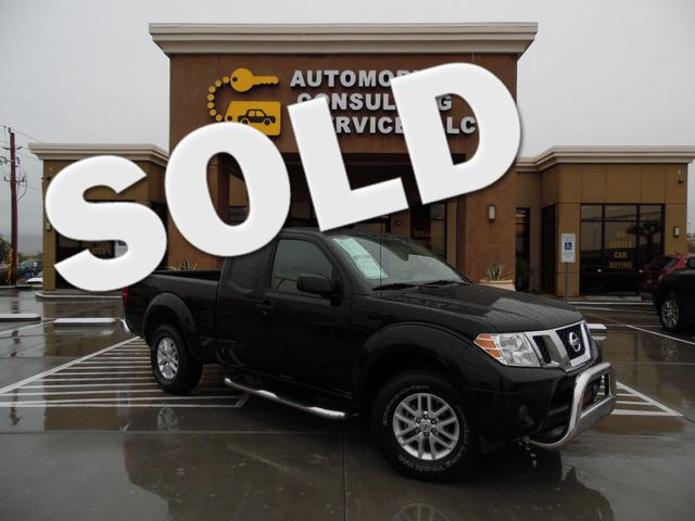 2015 Nissan Frontier SV in Bullhead City, AZ 86442-6452