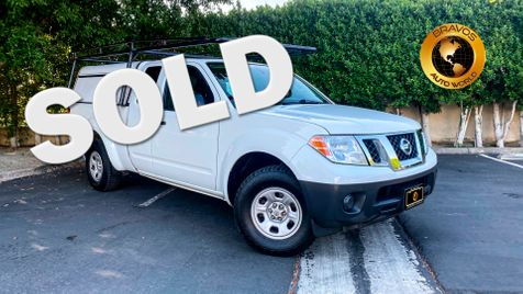 2015 Nissan Frontier S in cathedral city