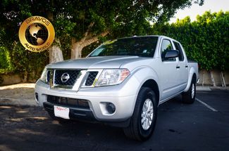 2015 Nissan Frontier in cathedral city, California
