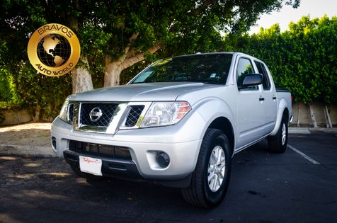2015 Nissan Frontier SL in cathedral city