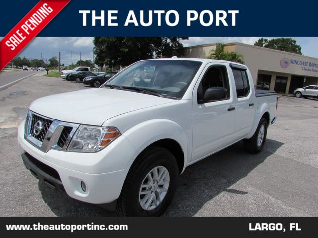 2015 Nissan Frontier SV in Clearwater Florida, 33773