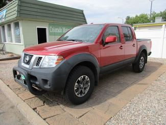 2015 Nissan Frontier PRO-4X Crew Cab in Fort Collins, CO 80524