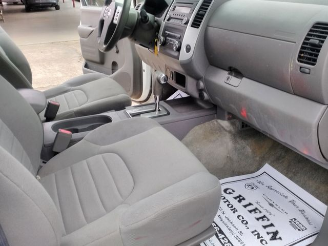 2015 Nissan Frontier Ext Cab S Houston, Mississippi 8
