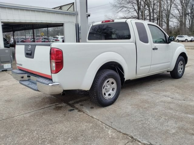 2015 Nissan Frontier Ext Cab S Houston, Mississippi 4