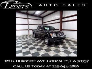2015 Nissan Frontier S - Ledet's Auto Sales Gonzales_state_zip in Gonzales