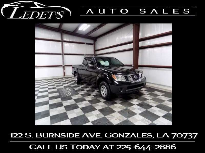 2015 Nissan Frontier S - Ledet's Auto Sales Gonzales_state_zip in Gonzales Louisiana