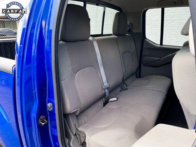 2015 Nissan Frontier SV Madison, NC 10