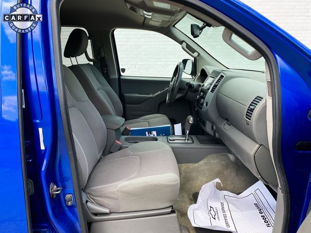 2015 Nissan Frontier SV Madison, NC 11