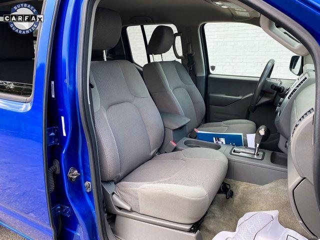2015 Nissan Frontier SV Madison, NC 12