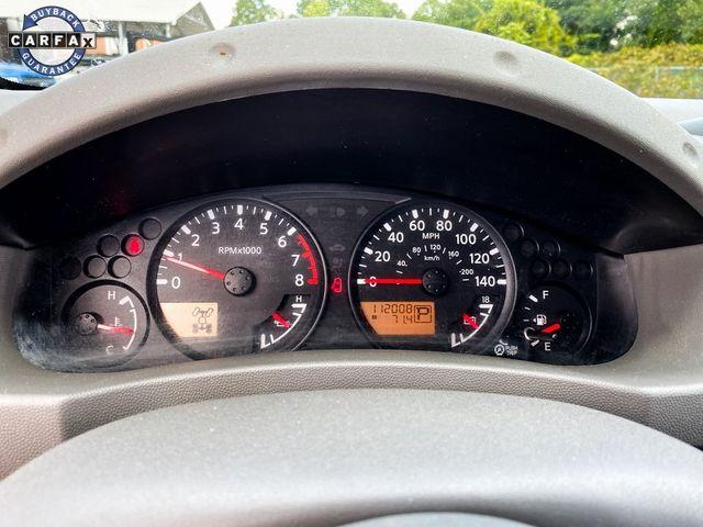 2015 Nissan Frontier SV Madison, NC 30