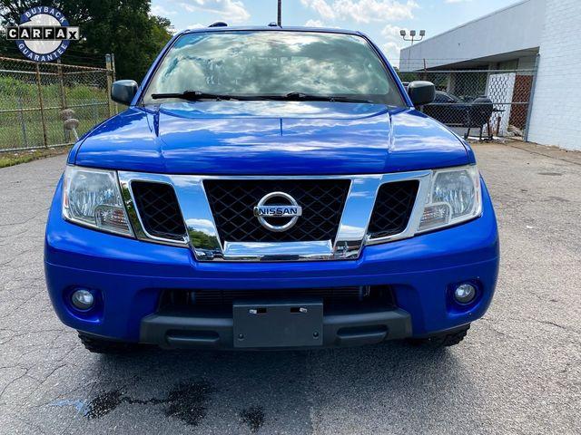 2015 Nissan Frontier SV Madison, NC 6