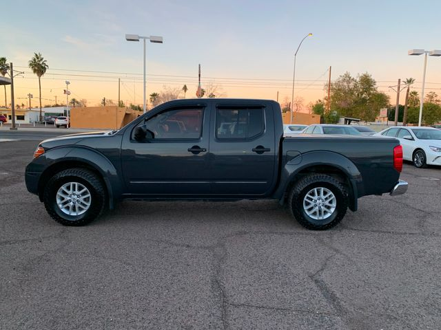 2015 Nissan Frontier SV 4X4 CREW CAB 3 MONTH/3,000 MILE NATIONAL POWERTRAIN WARRANTY Mesa, Arizona 1