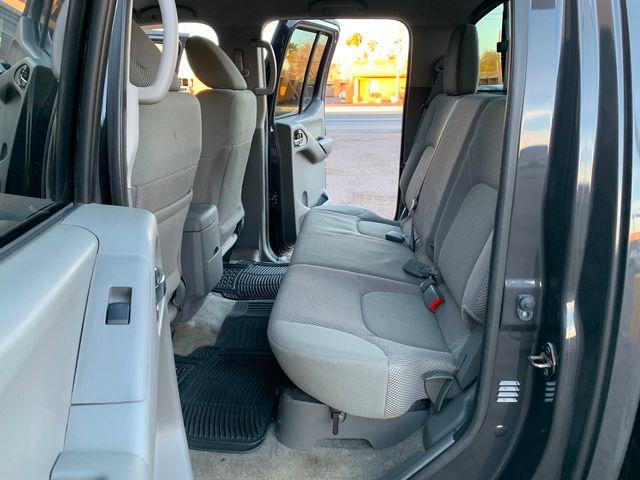 2015 Nissan Frontier SV 4X4 CREW CAB 3 MONTH/3,000 MILE NATIONAL POWERTRAIN WARRANTY Mesa, Arizona 10