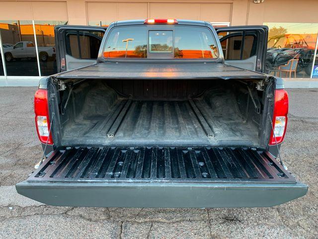 2015 Nissan Frontier SV 4X4 CREW CAB 3 MONTH/3,000 MILE NATIONAL POWERTRAIN WARRANTY Mesa, Arizona 11