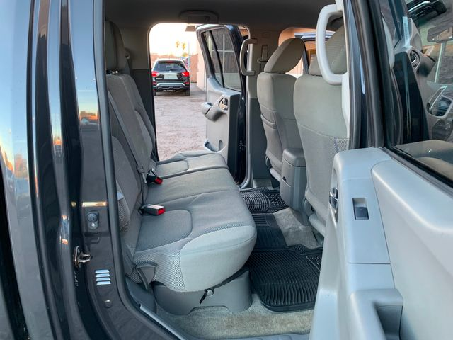 2015 Nissan Frontier SV 4X4 CREW CAB 3 MONTH/3,000 MILE NATIONAL POWERTRAIN WARRANTY Mesa, Arizona 12