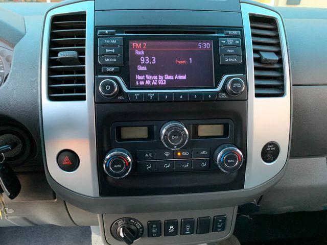 2015 Nissan Frontier SV 4X4 CREW CAB 3 MONTH/3,000 MILE NATIONAL POWERTRAIN WARRANTY Mesa, Arizona 18