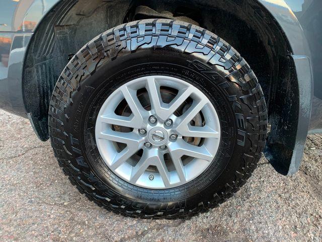 2015 Nissan Frontier SV 4X4 CREW CAB 3 MONTH/3,000 MILE NATIONAL POWERTRAIN WARRANTY Mesa, Arizona 21