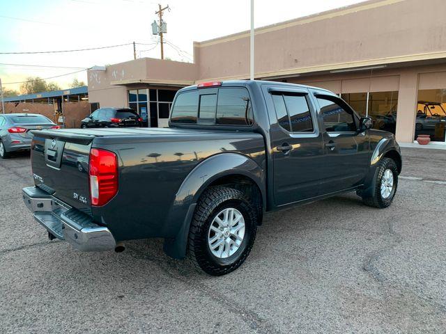 2015 Nissan Frontier SV 4X4 CREW CAB 3 MONTH/3,000 MILE NATIONAL POWERTRAIN WARRANTY Mesa, Arizona 4