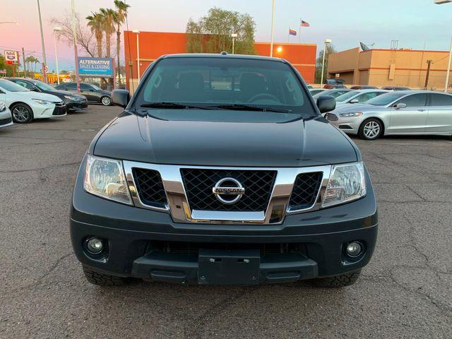 2015 Nissan Frontier SV 4X4 CREW CAB 3 MONTH/3,000 MILE NATIONAL POWERTRAIN WARRANTY Mesa, Arizona 7