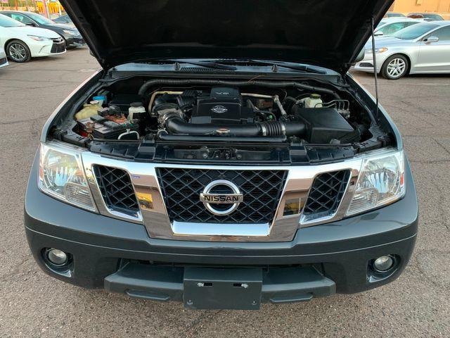 2015 Nissan Frontier SV 4X4 CREW CAB 3 MONTH/3,000 MILE NATIONAL POWERTRAIN WARRANTY Mesa, Arizona 8