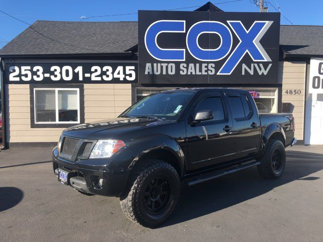 2015 Nissan Frontier SV in Tacoma, WA 98409