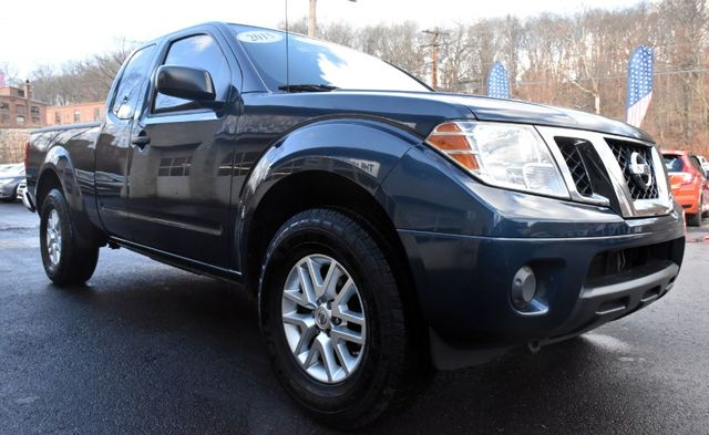 2015 Nissan Frontier SV Waterbury, Connecticut 6