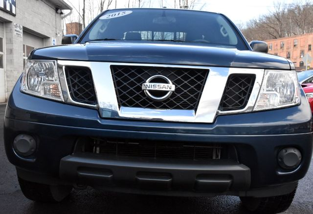2015 Nissan Frontier SV Waterbury, Connecticut 7