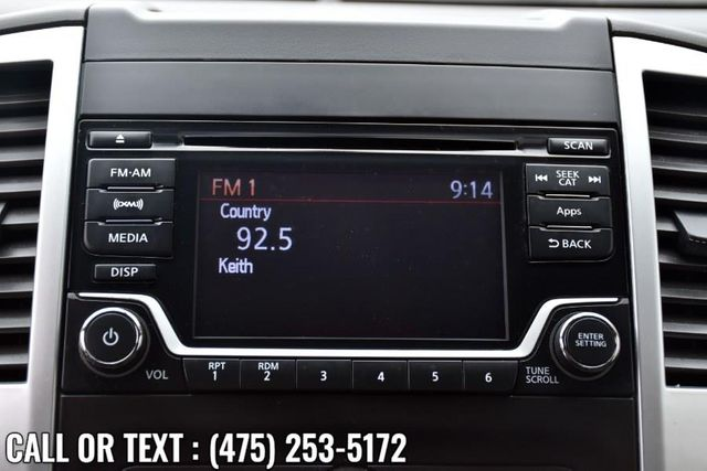 2015 Nissan Frontier SV Waterbury, Connecticut 25