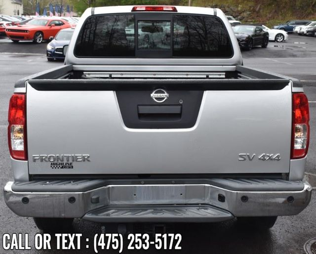 2015 Nissan Frontier SV Waterbury, Connecticut 6