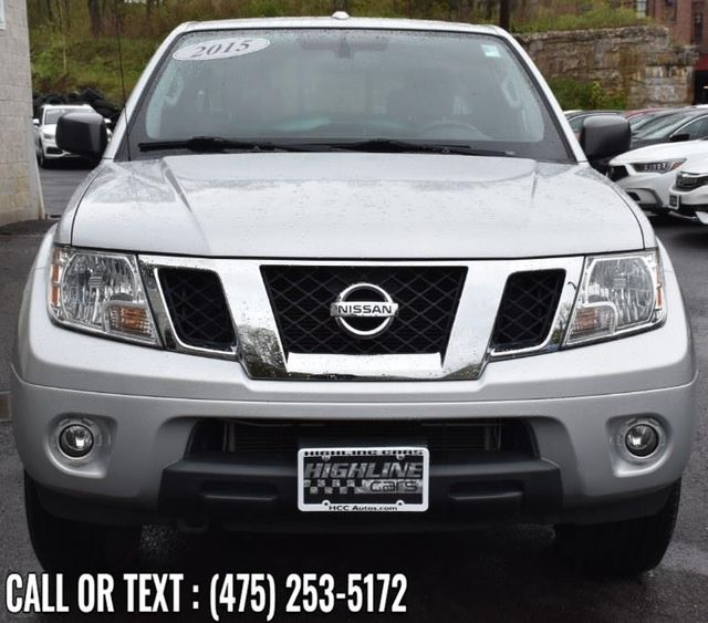 2015 Nissan Frontier SV Waterbury, Connecticut 8