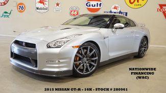 2015 Nissan GT-R Premium AWD NAV,BACK-UP CAM,HTD LTH,BOSE,16K in Carrollton TX, 75006