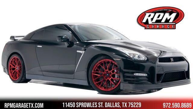 2015 Nissan GT-R Premium Full Bolt Ons on E85