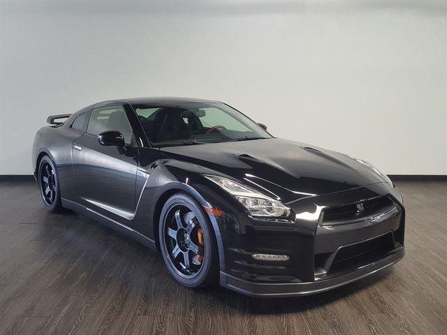 2015 Nissan GT-R La Jolla, California 2
