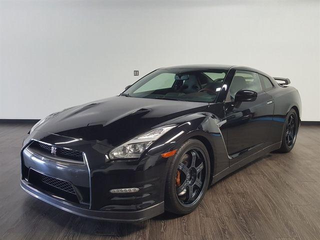 2015 Nissan GT-R La Jolla, California 3