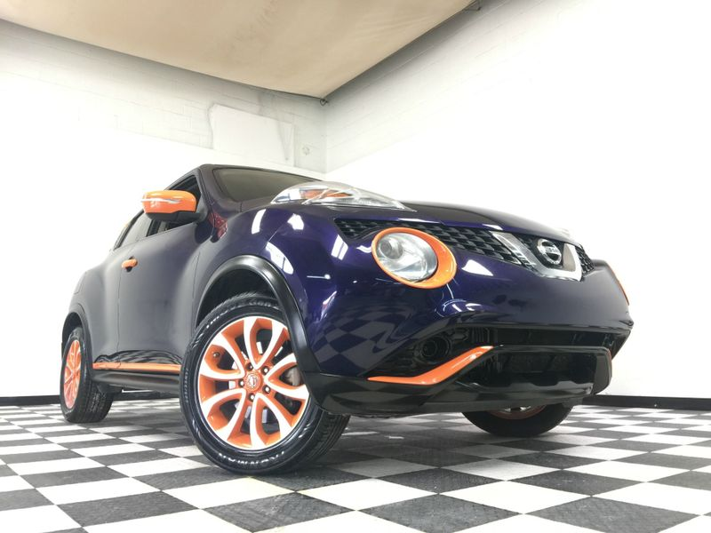 2015 Nissan JUKE *2015 Nissan Juke*SPORT UTILITY 4-DR*   The Auto Cave in Addison