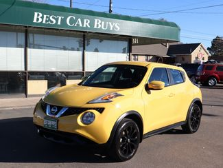 2015 Nissan JUKE S in Englewood, CO 80113