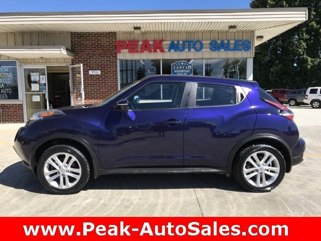2015 Nissan Juke S in Medina, OHIO 44256