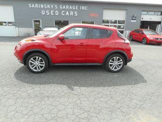 2015 Nissan JUKE SV New Windsor, New York