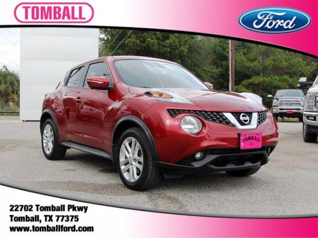 2015 Nissan JUKE SL in Tomball, TX 77375