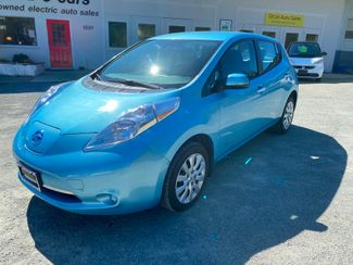2015 Nissan LEAF S in Eastsound, WA 98245