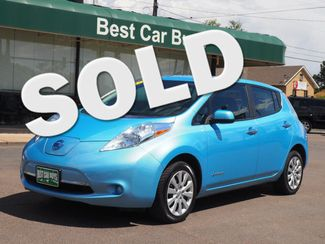 2015 Nissan LEAF S Englewood, CO