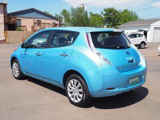 2015 Nissan LEAF S Englewood, CO 6