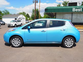 2015 Nissan LEAF S Englewood, CO 7