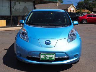 2015 Nissan LEAF S Englewood, CO 1
