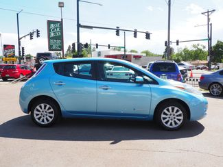 2015 Nissan LEAF S Englewood, CO 3