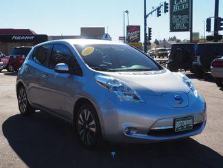 2015 Nissan LEAF SL Englewood, CO 4