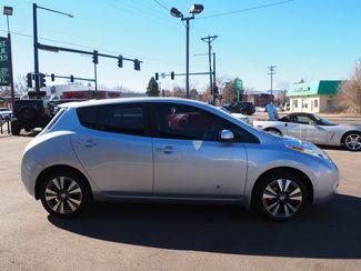 2015 Nissan LEAF SL Englewood, CO 6
