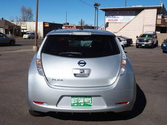 2015 Nissan LEAF SL Englewood, CO 12