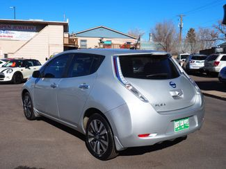 2015 Nissan LEAF SL Englewood, CO 14